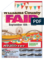 2014 Williams County Fair Tribute