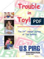 USP Toy Report 2009