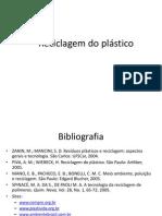 Reciclagem plastico p1