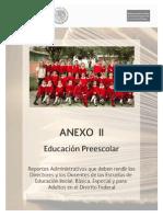 Anexo 2 Preescolar 2014