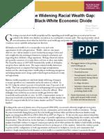 Racial Wealth Gap Brief