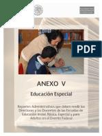 Anexo 5 Especial 2014