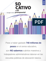Censo Educativo Final