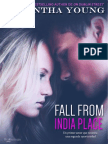 Fall Fron India Place. Samantha Young