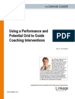 Jon Warner Using a Performance and Potential Grid to Guide Coaching Interventions