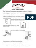 Dsl Instructions