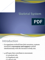 Skeletal System ni maam karra baro