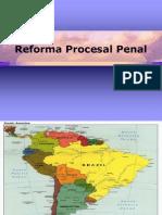 Reforma Procesal Penal