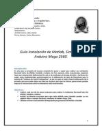 Instalación de Matlab y Librería Necesarias Para La Adquisición de Datos Con Arduino Mega 2560 (1)
