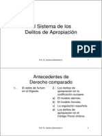 (j) Delitos Contra La Propiedad y El Patrimonio (c) 2 Caras