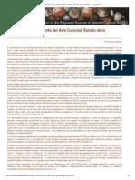Ojeda, A.- El Grabado Como Fuente Del Arte Colonial_ Estado de La Cuestión