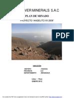 13 Plan de Minado