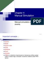 4 Manual Simulation