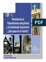Congreso Garcia Infecto 2008 Resistencia