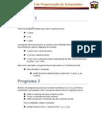 Pci - Tp02 -Tarefa de Pc i