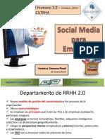 3er Congreso de ACILTRHA - Capial Humano 3.0 Social Media Para Empresas RRHH