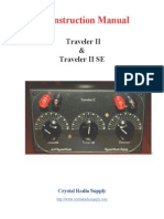 Crystal Radio Kit - Traveler II - Instruction Manual