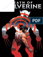 Death of Wolverine Exclusive Preview