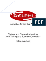 2014 Delphi Training Curriculum