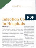 Control Infecciones en Hospitales