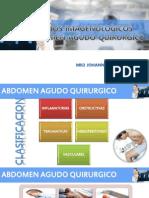 Estudios Imagenologicos Abd Agudo Qx