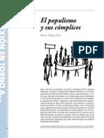 El Populismo y Sus Cómplices