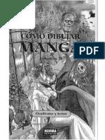 20-Como Dibujar Manga- Ocultismo y Terror
