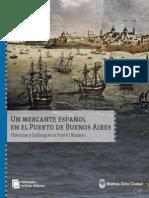 Un Mercante Español, en buenos aires