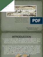 Nivel de Actividad Economica