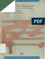 Anceschi Luciano, La Idea Del Barroco, 1991