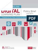 NCDLP Policy Brief - July 2014