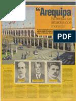 Arequipa ha tenido los alcaldes que merecía