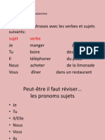French Words Frequency List | La nature