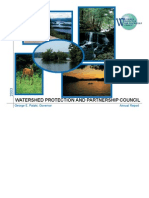 New York Watershed Protection and Partnership Council Report (2003)
