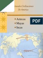 civilizaciones precolombinas