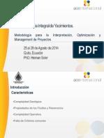 Metodología Para La Interpretación, Optimización y Management de Proyectos