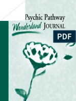 Your Psychic Pathway Wonderland Journal
