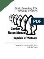SOG Combat Recon Manual (1970)