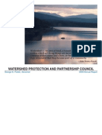 New York Watershed Protection and Partnership Council Report (2005)