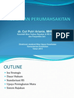 Kebijakan Perumahsakitan - Banten 15 Agustus 2014