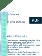 47666566 Defamation