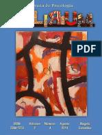 Revista de Psicología Delirium IV