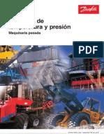 15.-Sensores de Temperatura y Presion-Maquinaria Pesada