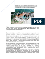 Los Desalojos en Blandín