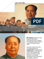 0098 HIST SXX China Despues de Mao