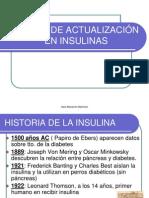 Taller Insulinas Urgencias