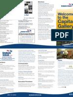 Graduate School USA Capital Gallery Welcome Brochure