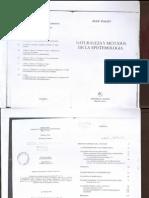 Piaget_Naturaleza y Métodos de La Epistemología