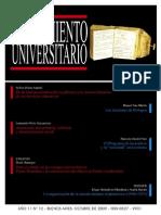Pensamiento Universitario 12- Baranger