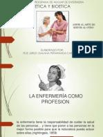 Etica de Enfermeria